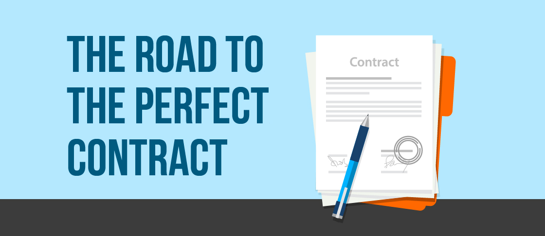 Road To The Perfect Contract Resources Header