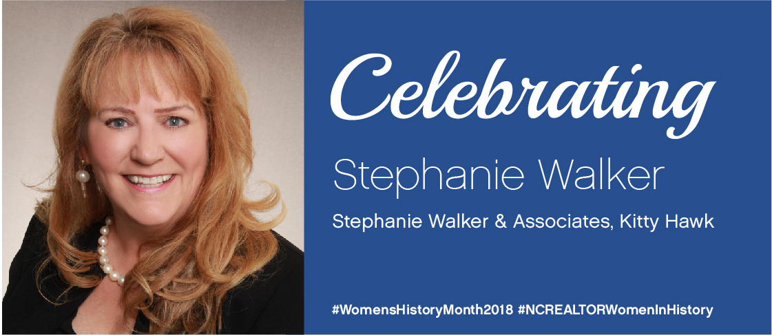 image for National Women's History Month Spotlight: Stephanie Walker