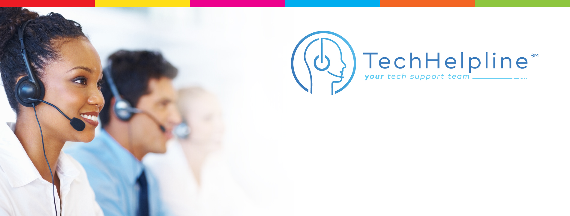 Tech Helpline Website Slider