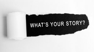Tell Your Story Entry BJ Harris