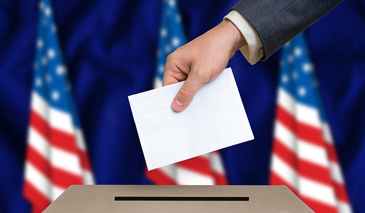 Election in United States of America