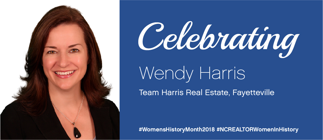 National Women's History Month Spotlight: Wendy Harris