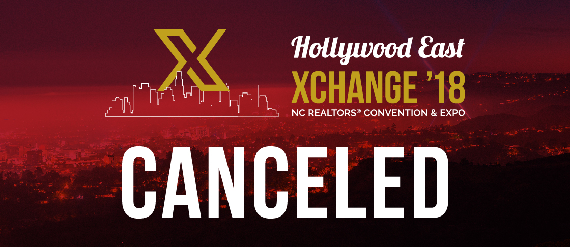 XCHANGE '18 Canceled Resources Header
