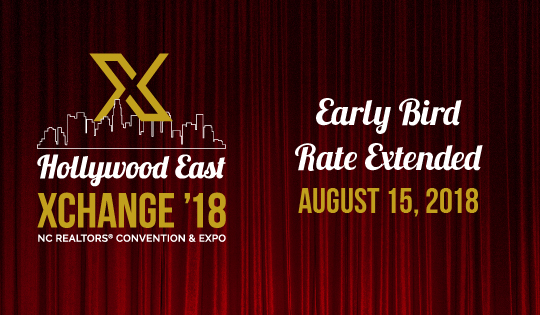 XCHANGE '18 Early Bird Discount Extension Feature Image