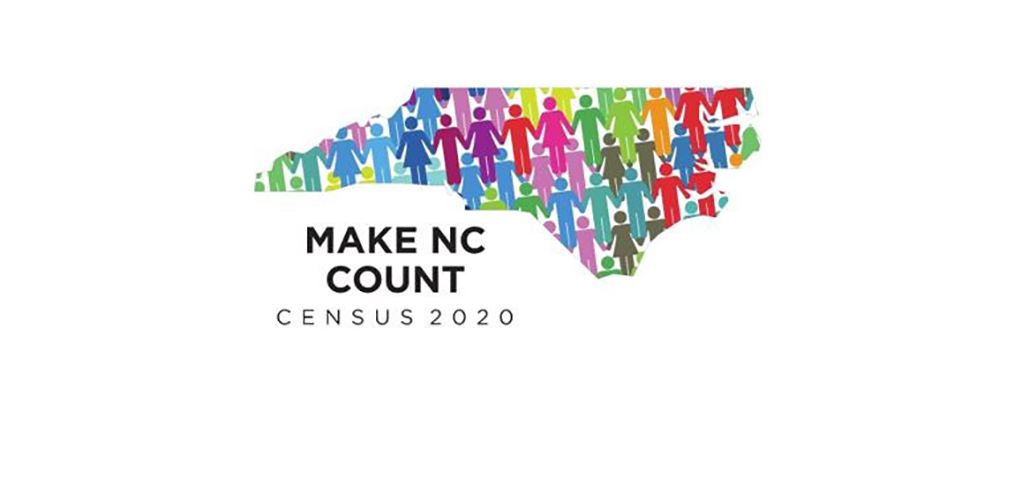 Make NC Count 2020 Census image