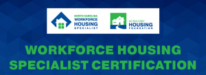 Workforce Housing Specialist certification